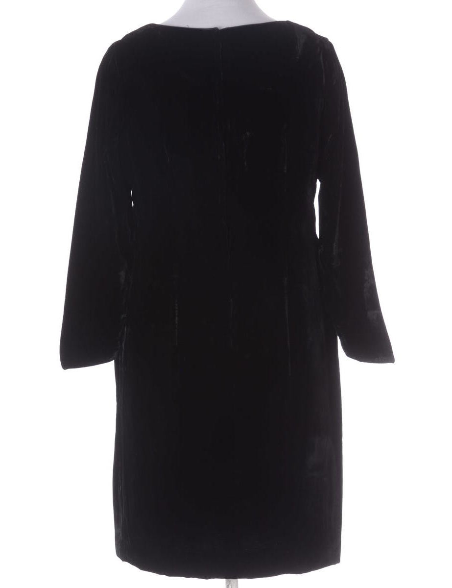Beyond Retro Label 1970s Velvet Day Dress
