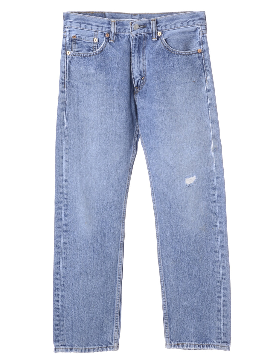 Beyond Retro Label 505's Fit Levi's Jeans