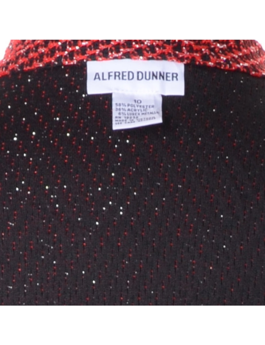 Beyond Retro Label Alfred Dunner Evening Jacket