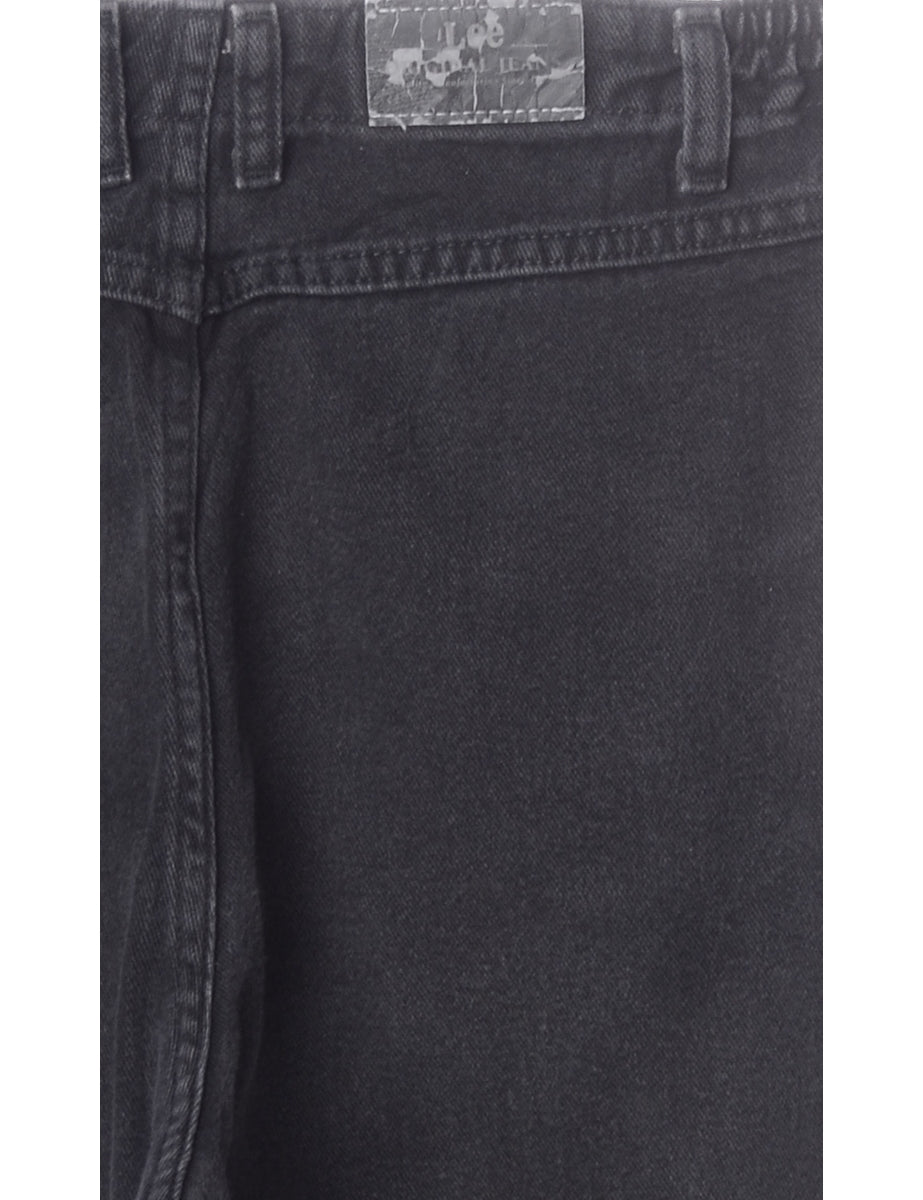 Black Lee Jeans - Jeans - Beyond Retro