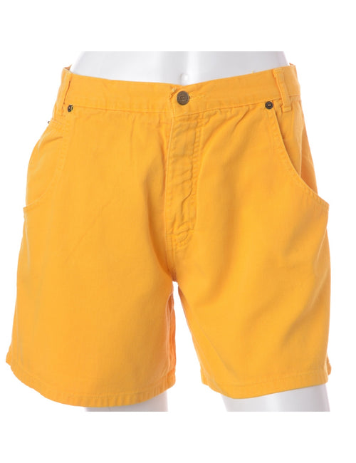 Bright Plain Shorts