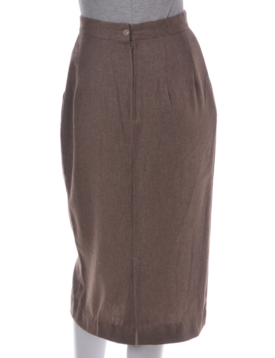 Beyond Retro Label Brilliant Midi Skirt