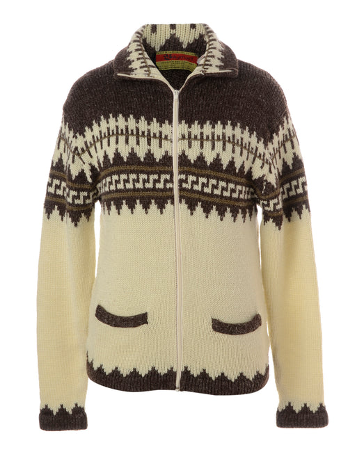 Brown Christmas Jumper
