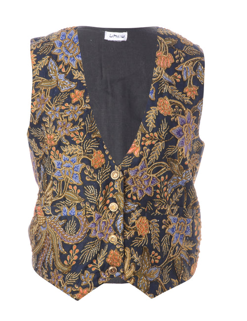 Button Front Waistcoat