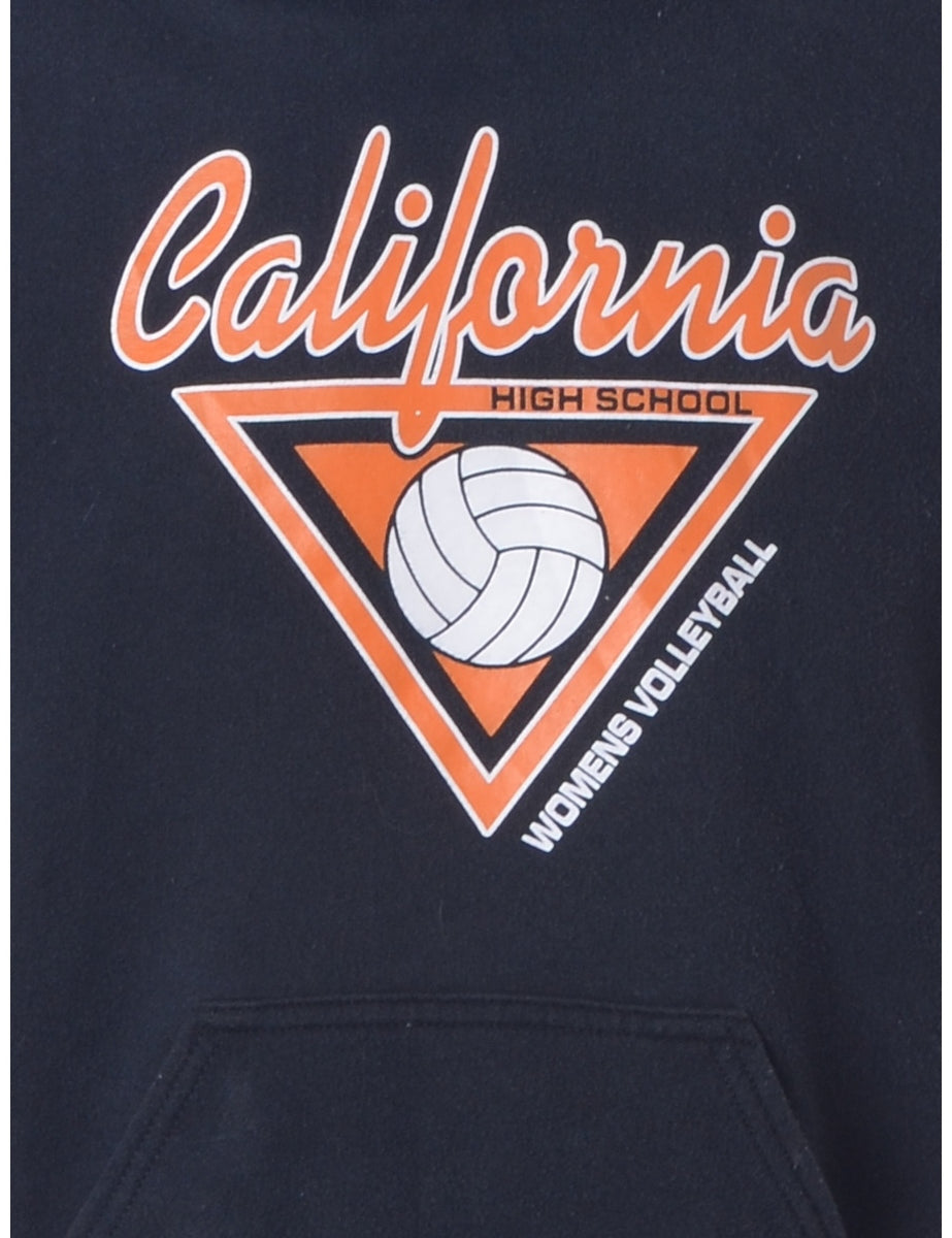 Beyond Retro Label California Sports Sweatshirt