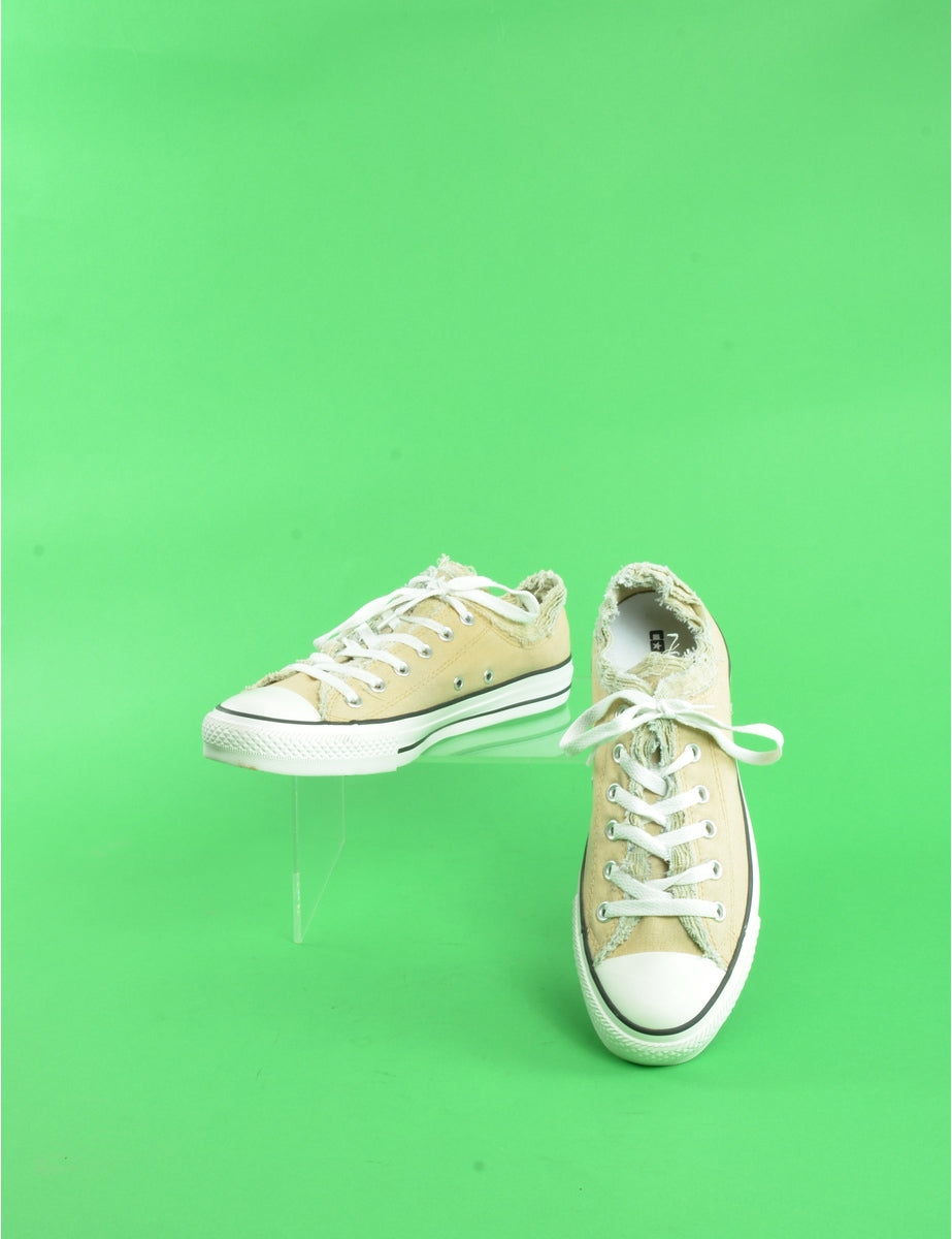 Beyond Retro Label Converse Trainers
