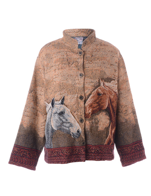 Cotton Tapestry Jacket