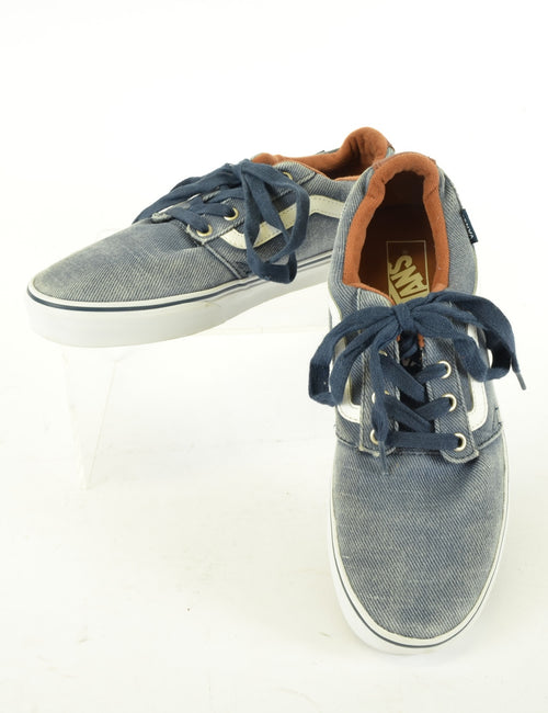 Denim Vans Trainers