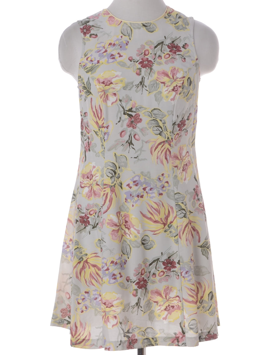 Beyond Retro Label Floral Print Summer Dress