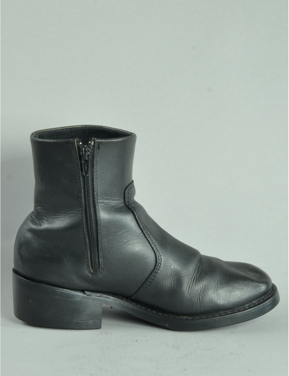 Beyond Retro Label Genuine Leather Boots