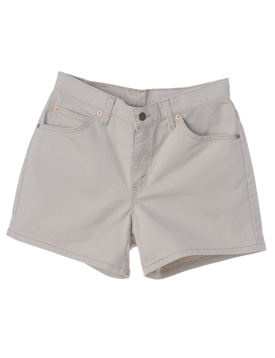 Beyond Retro Label Levi's Denim Shorts