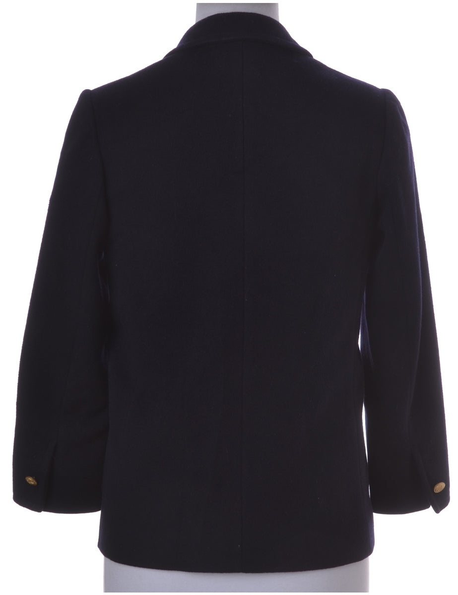 Beyond Retro Label Navy Blazer