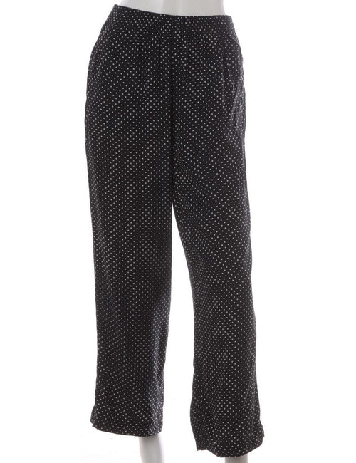Polka Dots Summer Trousers