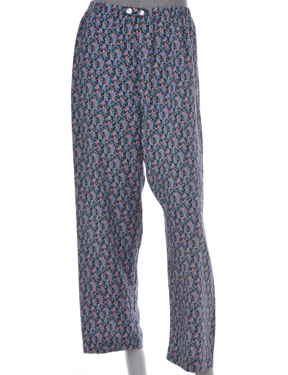 Beyond Retro Label Pretty Summer Trousers