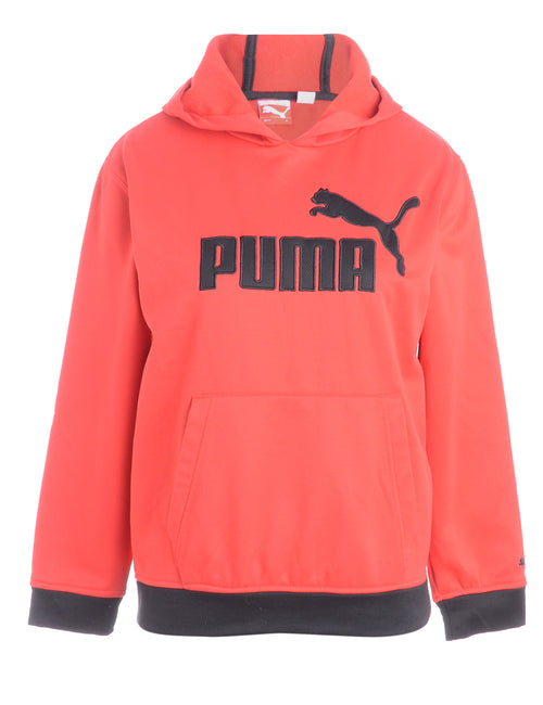 Puma Hooded Sweatshirt