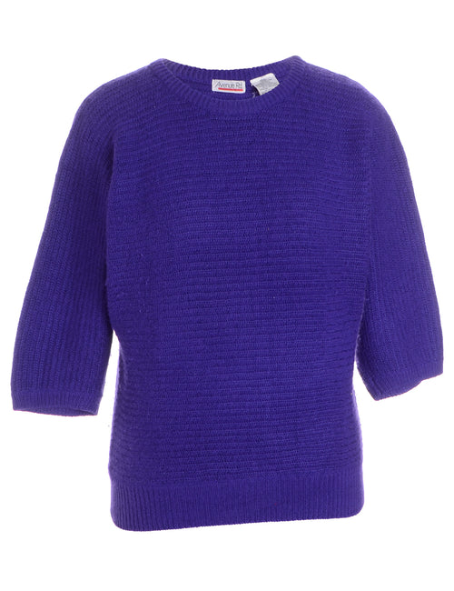 Purple Jumper