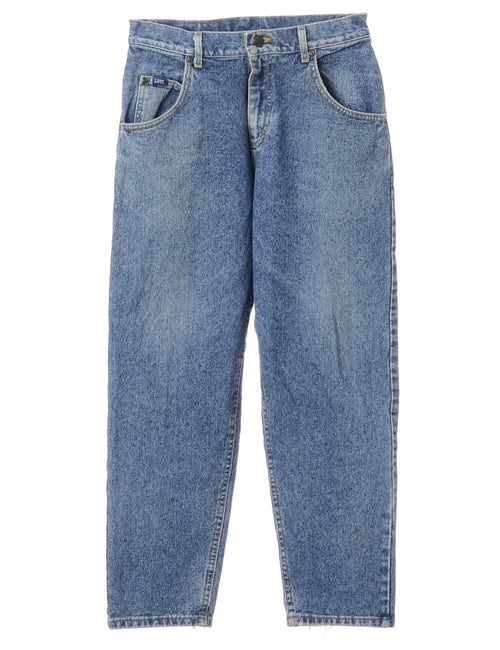 Tapered Lee Jeans