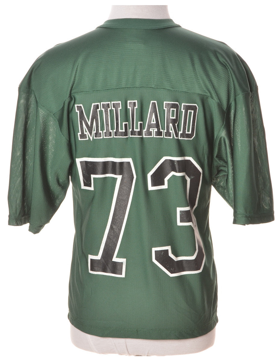 Sports T-shirt Dark Green