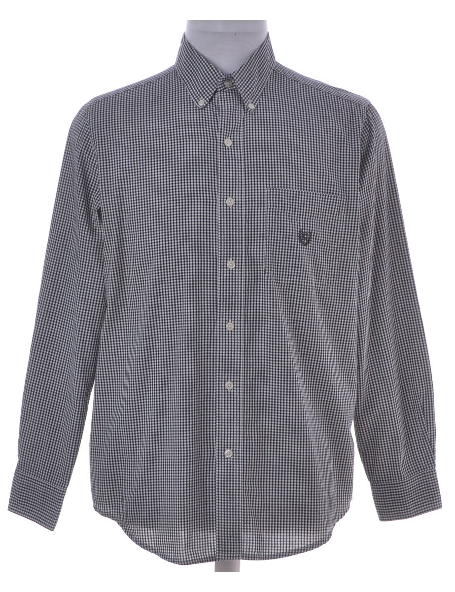 Chaps Checked Shirt