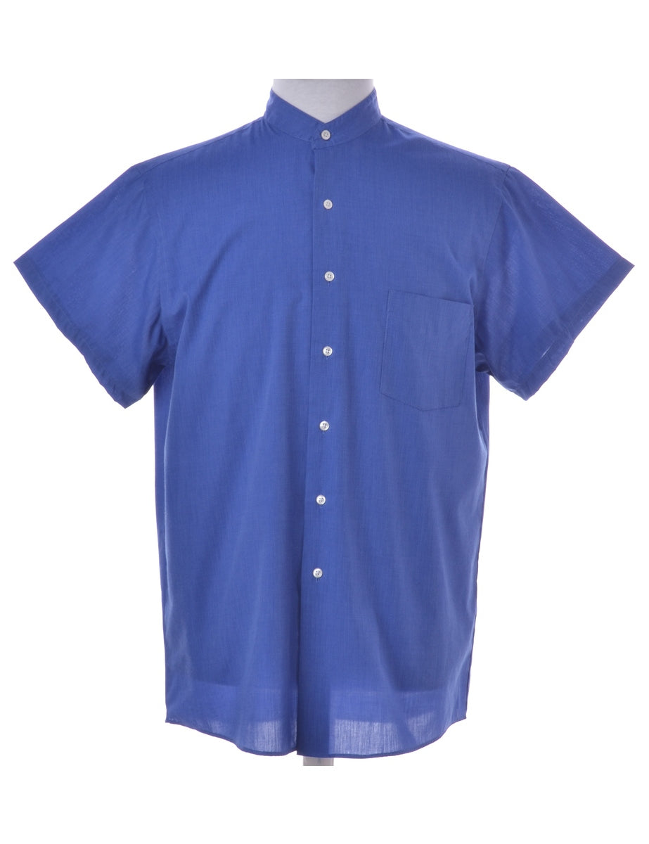 Beyond Retro Label Vintage Short Sleeve Shirt