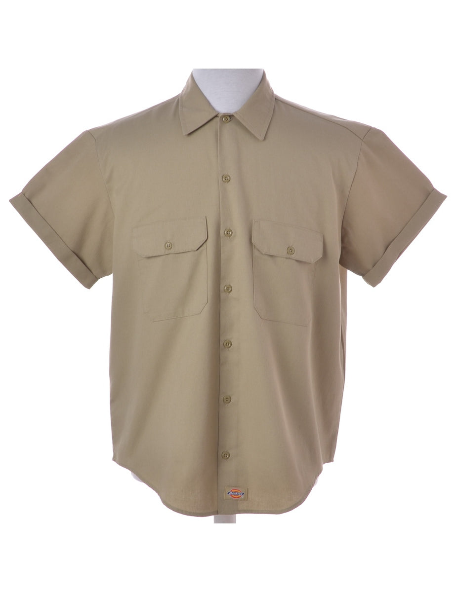 Beyond Retro Label Vintage Dickies Shirt