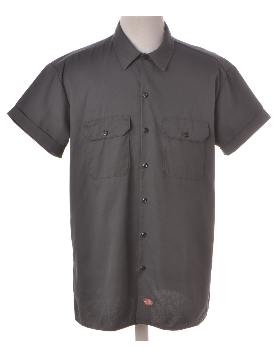 Label Doug Roll Sleeve Dickies Shirt