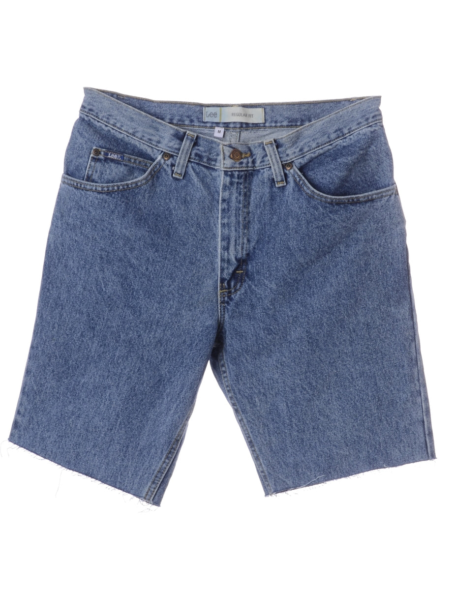 Label Toby Mens Denim Shorts