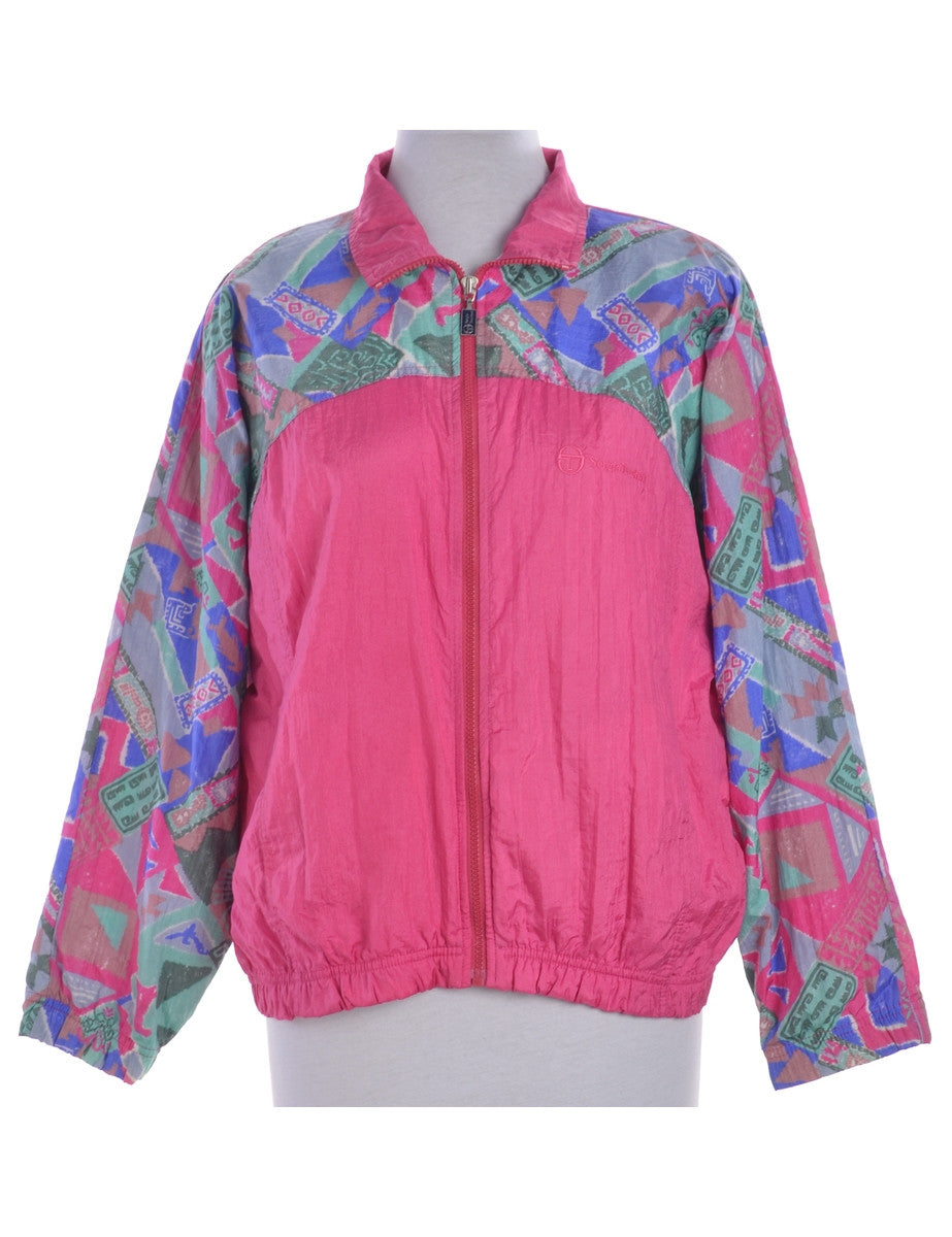 Casual Jacket Pink With Full Lining