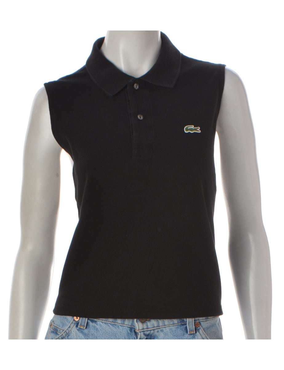 Label Eva Branded Polo Vest