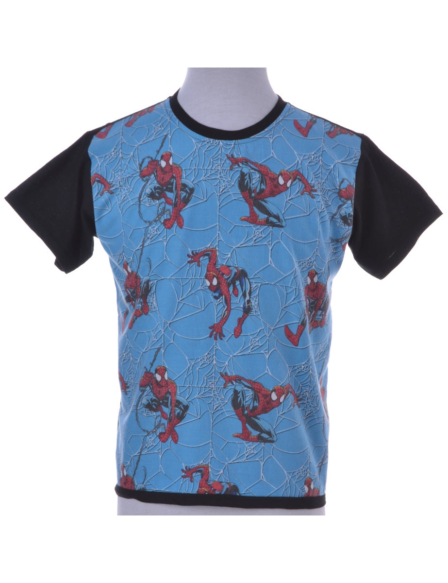 Label Spiderman T-shirt