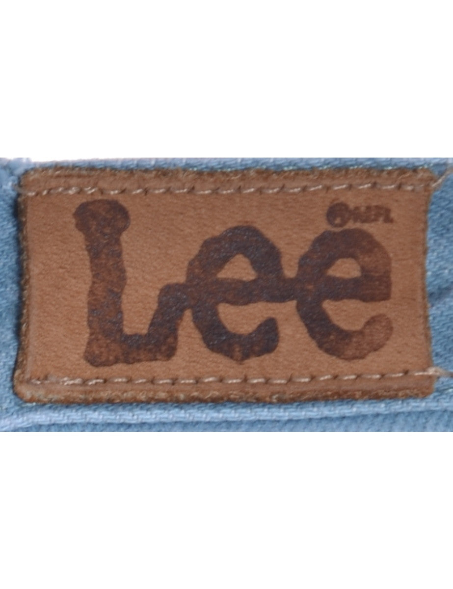 Lee Jeans Unfaded With Multiple Pockets
