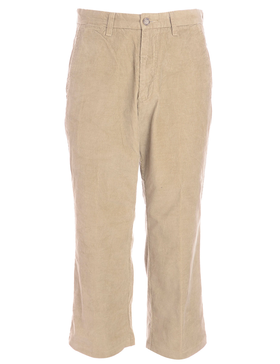 Beyond Retro Label Label Harry Corduroy Trousers