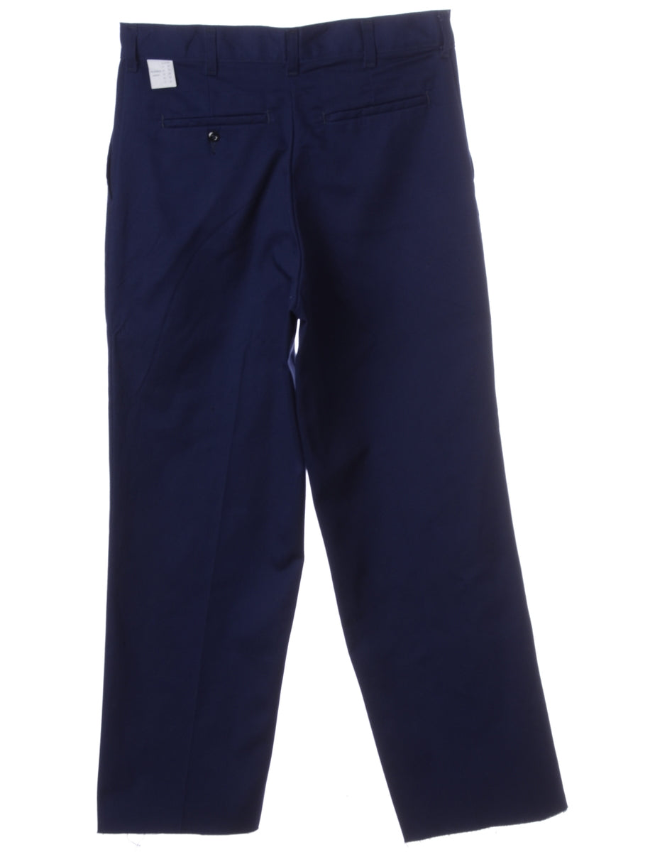 Beyond Retro Label Label Kevin Raw Edge Workwear Trouser