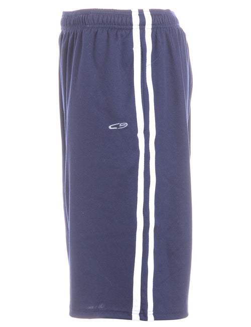 Label Michael Long Track Shorts