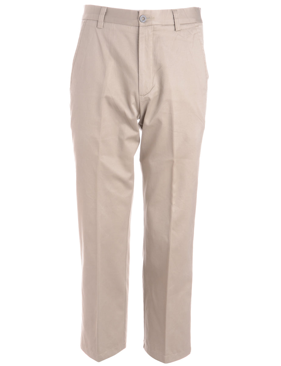 Beyond Retro Label Label Mick Chino Trousers