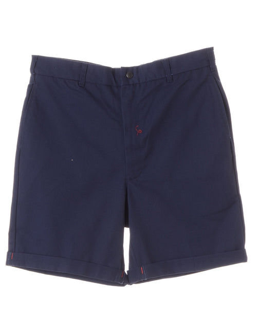 Label Tommy Roll Hem Shorts