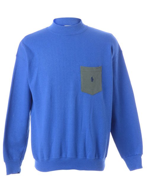 Label Ralph Pocket Sweatshirt