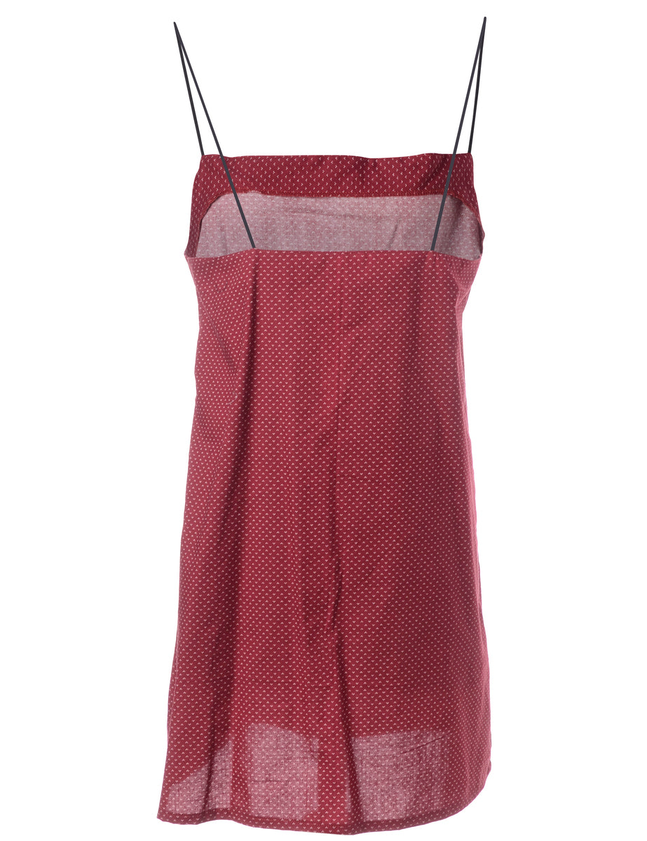 Beyond Retro Label Label 90s Strappy Slip Dress