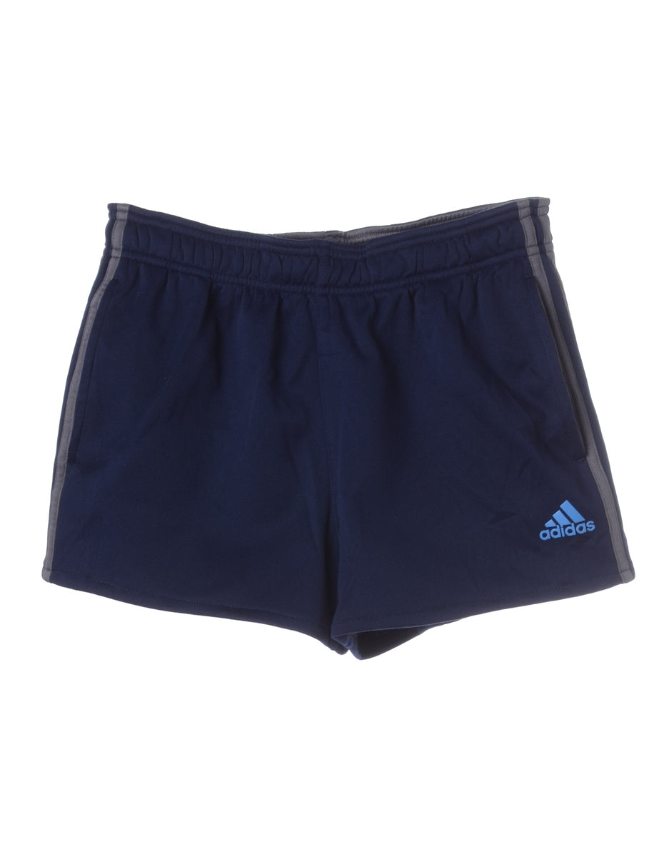 Beyond Retro Label Label Louise Upcycled Adidas Sport Shorts