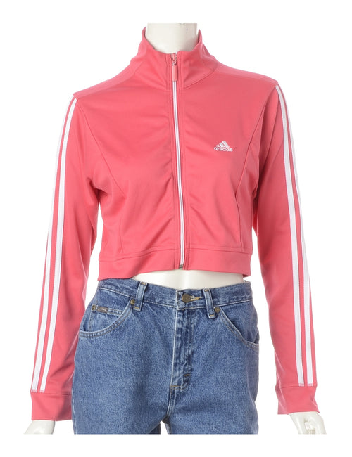 Label Mel Cropped Track Jacket