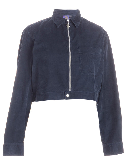 Label Mimi Cropped Cord Jacket