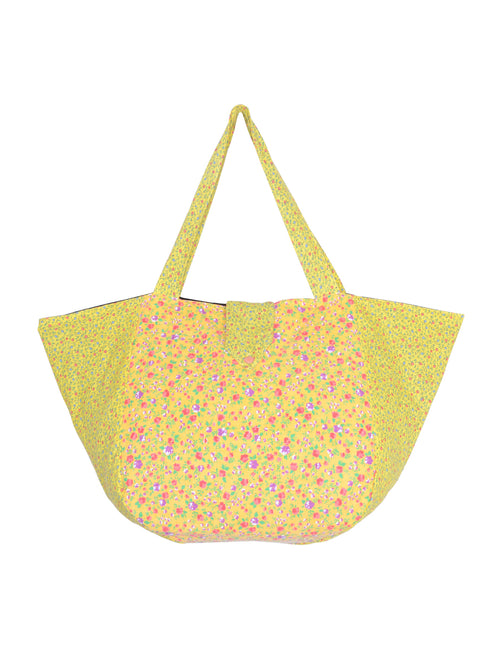 Label Slouchy Beach Bag
