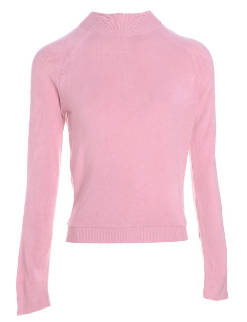 Label Sophia Turtle Neck Top