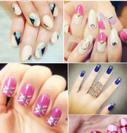 Nail Art Decoration Kit (30pc)