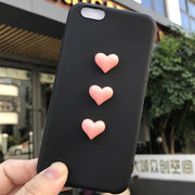Jelly Heart Case for iPhone
