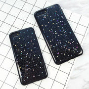 Confetti Star Case for iPhone