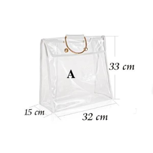 Clear Handbag Dust-Bag