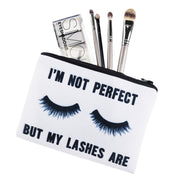 The Perfect Lash Cosmetic & Makeup Bag