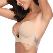 BeautyTrendz™ Anti-Slip V Shape Push Up Bra