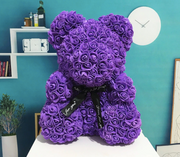 Valentine Rose Teddy Bear